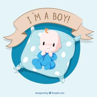 Sono un ragazzo!