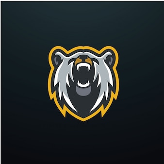 Sopporti l'ispirazione del logo di esports