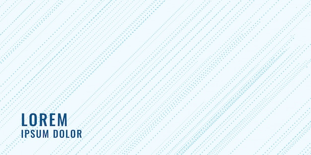 Sottili linee diagonali blu linee sfondo