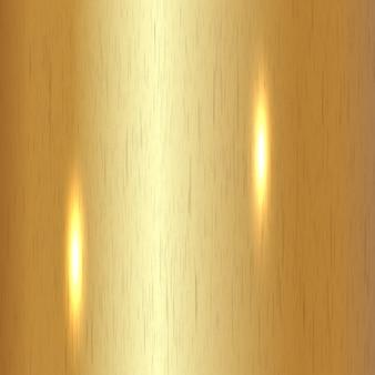 Spazzole d'oro texture di sfondo