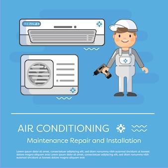 Specialista dell'aria condizionata