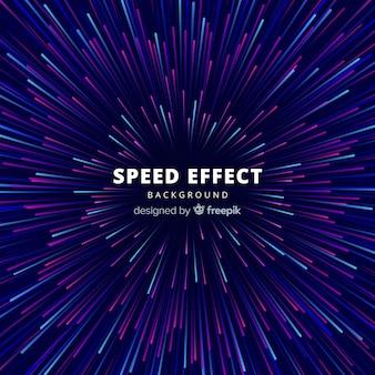Speed effectbackgound