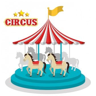 Spettacolo di circo