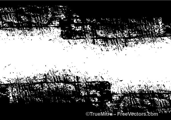 Sporco illustrazione muro di mattoni