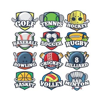 Sport 12 logo vettoriale