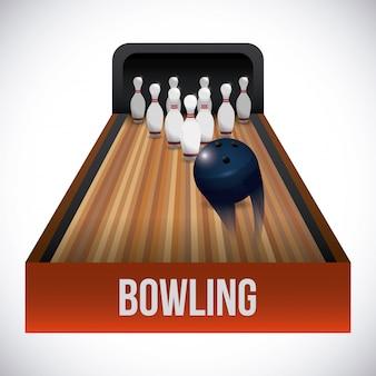 Sport di bowling