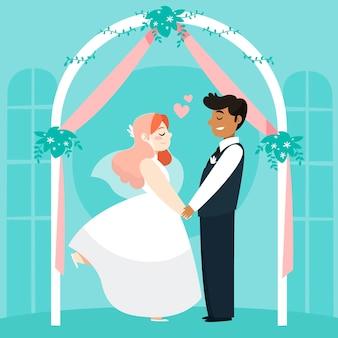 Sposi sposarsi