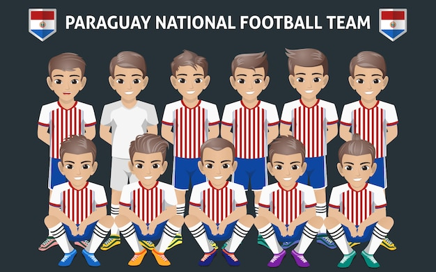 Squadra nazionale di calcio del paraguay