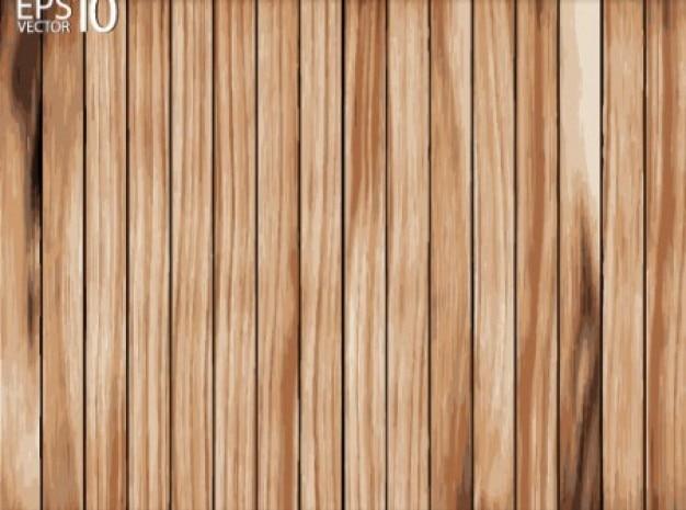 Staccionata in legno con viti esagonali in traverse