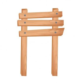Staccionata in legno