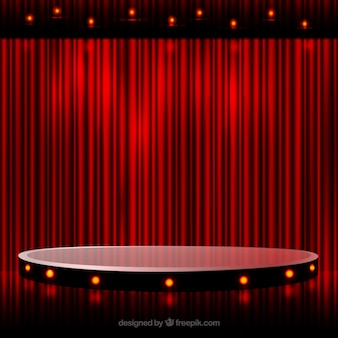 Stage rotonda