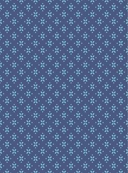 Stampa di disegno del modello geometrico floreale astratto.