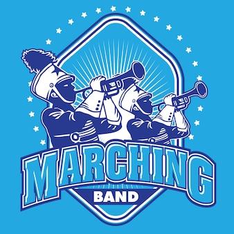 Stemma della marching band