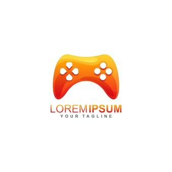 Stick gioco logo design