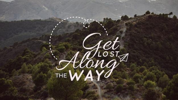 Stile citazione avventura