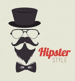 Stile di vita e moda hispter