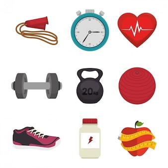 Stile di vita fitness