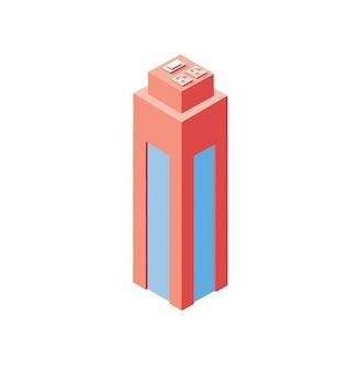 Stile piano isometrico