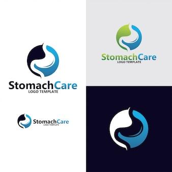 Stomaco logo design