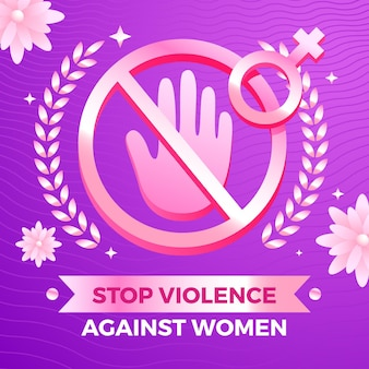 Stop alla violenza contro le donne