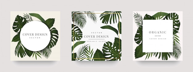 Storie sociali di saldi estivi e design di copertine post
