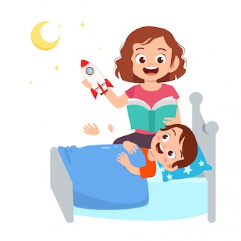 Storytime con sua madre
