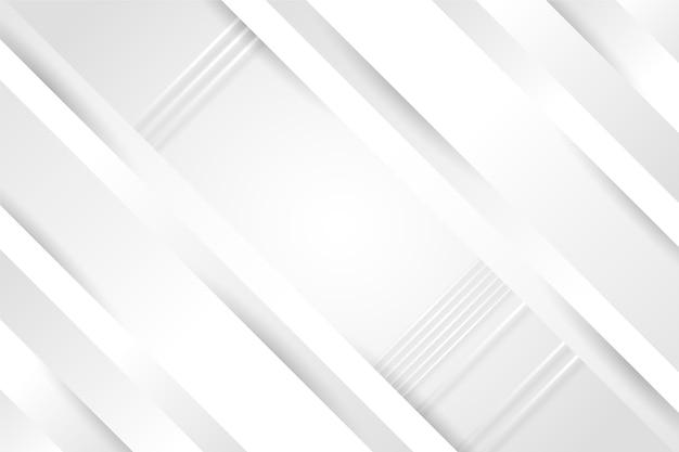 Strati di linee diagonali sfondo bianco trama