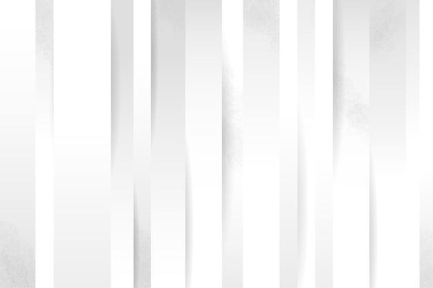 Strati di linee verticali sfondo bianco trama