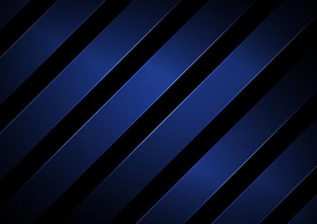 Strisce astratte geometriche linee diagonali sfondo.