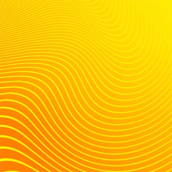 Strisce moderne linea arancione sfondo pattern