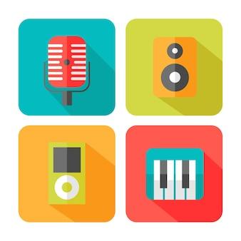 Strumenti musicali e attrezzature