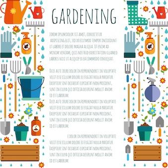 Strumenti per il giardinaggio,