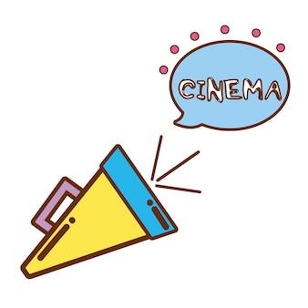 Strumento di produzione nella scena del cortometraggio