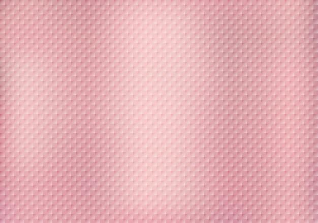 Struttura astratta del modello dei quadrati del fondo dell'oro rosa