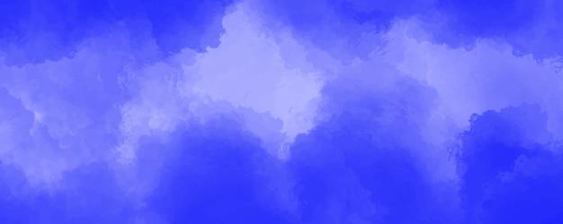 Struttura astratta dell'acquerello blu scuro