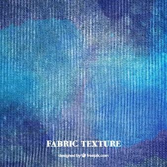 Struttura blu del tessuto