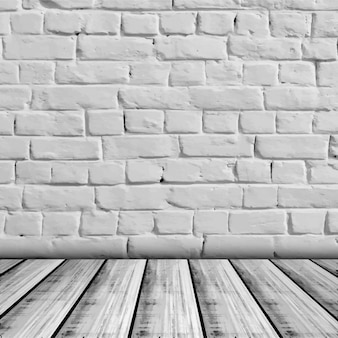 Struttura della parete con base in legno