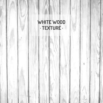 Struttura di legno bianco