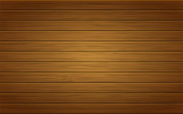 Struttura di legno. muro di cartone animato di assi di legno