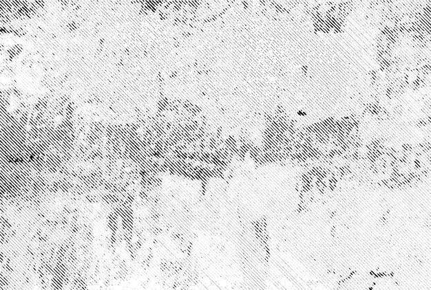 Struttura in bianco e nero di grunge