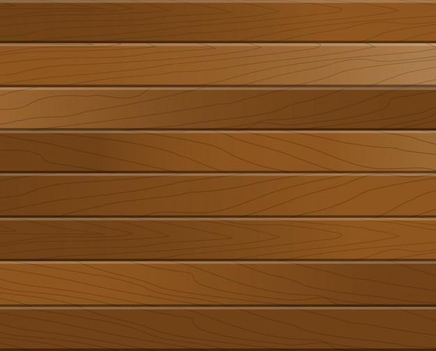 Struttura in legno sfondo vettoriale