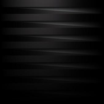 Struttura in metallo nero