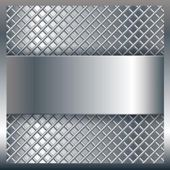 Struttura in metallo
