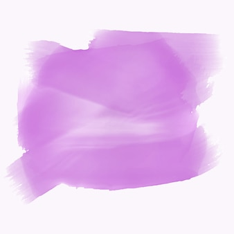 Struttura viola dell'acquerello con lo spazio del testo