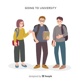 Studente universitario