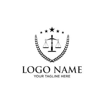 Studio legale, logo dell'ufficio legale