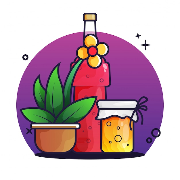 Succo e miele