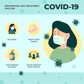 Suggerimenti sulla protezione del coronavirus