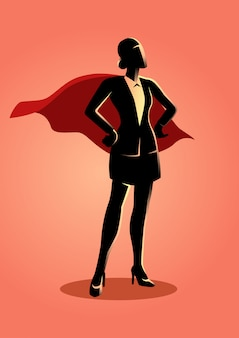 Super donna d'affari
