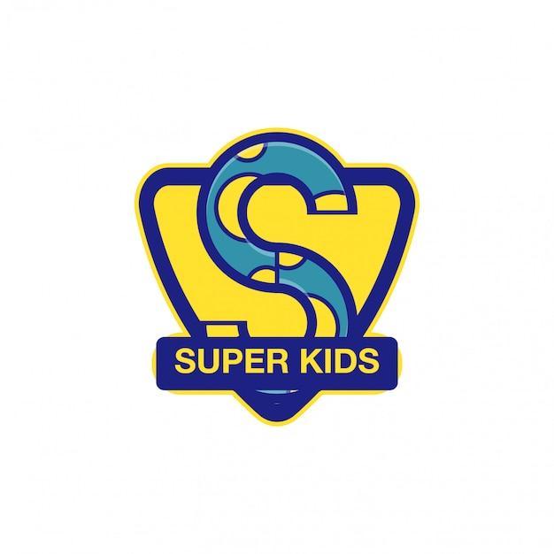 Super logo per bambini